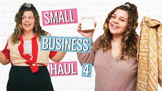 Buying Products From My Followers' Small Businesses 4!