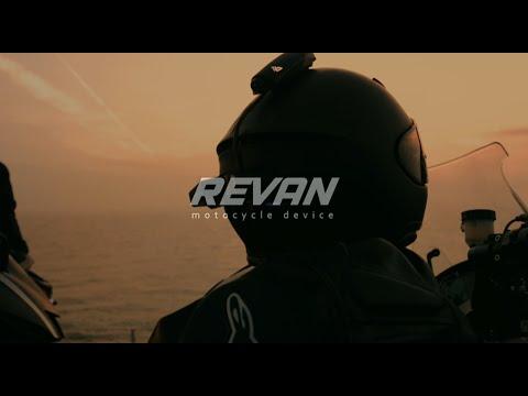 REVAN: The Smartest Helmet-Mounted Dashcam-GadgetAny