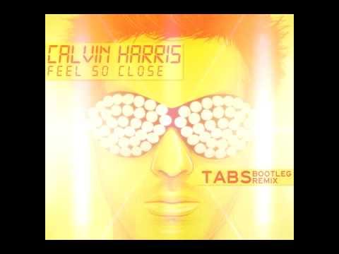 Calvin Harris - Feel So Close (TABS Bootleg Remix)