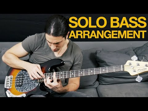 Zedd - The Middle (Solo Bass Arrangement)