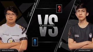 XTEN ESPORTS MX VS x6tence | Cuartos de final | División de Honor 2019- Apertura Playoffs | Mapa 3