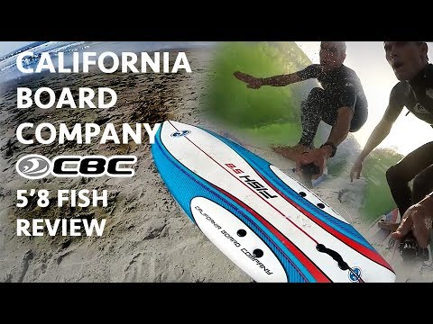 California Board Company Fish Review
