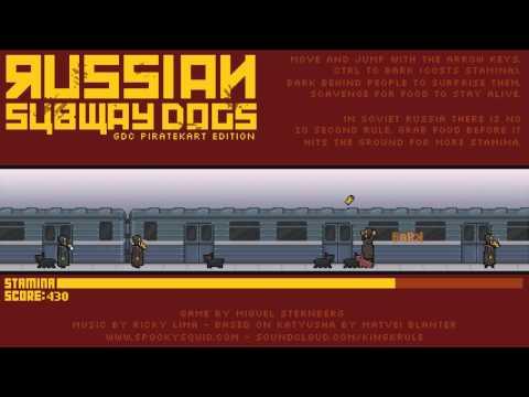 Russian Subway Dogs - GDC Pirate Kart Version thumbnail