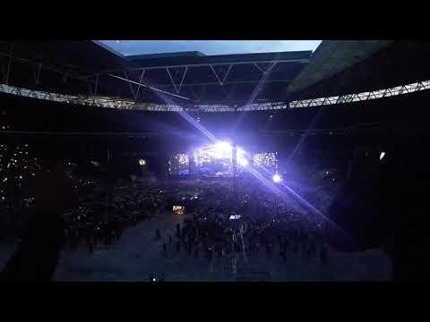 Billy Joel - piano man - Wembley stadium 2019
