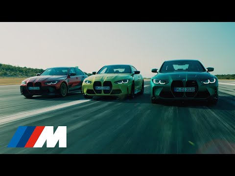 THE M3, THE M4 and BMW M Performance Parts.