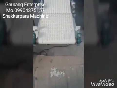 Shakkarpara Making Machine