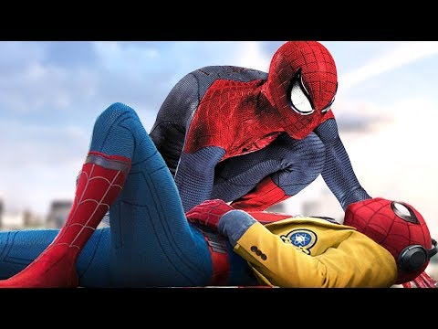 SPIDER-MAN FULL MOVIE 1080P HD (2018 - 2019) I Am Close To Home