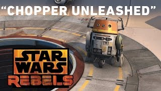 Chopper Unleashed  - Vision of Hope Preview | Star Wars Rebels