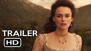 Pirates of the Caribbean 5 Official International Trailer #2 (2017) Johnny Depp Movie HD