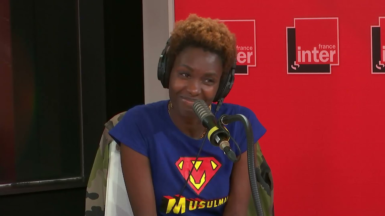 Rokhaya Diallo - Le questionnaire JupiProust