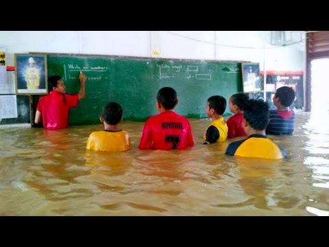 10 Most Unusual Schools In The World