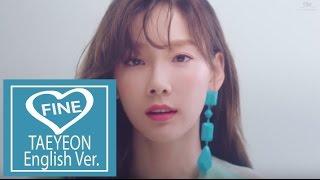 fine taeyeon english cover karaoke - Thủ thuật máy tính