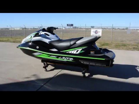 $15,299:  2016 Kawasaki Ultra 310X Jet Ski Overview and Review