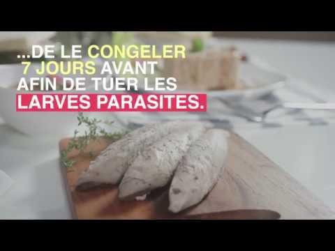 Les parasites sur le poivre piquant