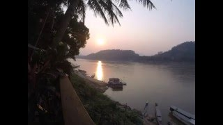 2015-04-04 Sunset on the Mekong River2015-04-04 Sunset on the Mekong River