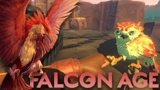 A Legacy of Falcon-Hunters 🔅 Falcon Age • #2