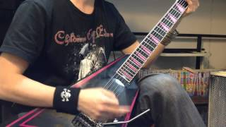 Hatebreeder / Children Of Bodom [guitar cover]