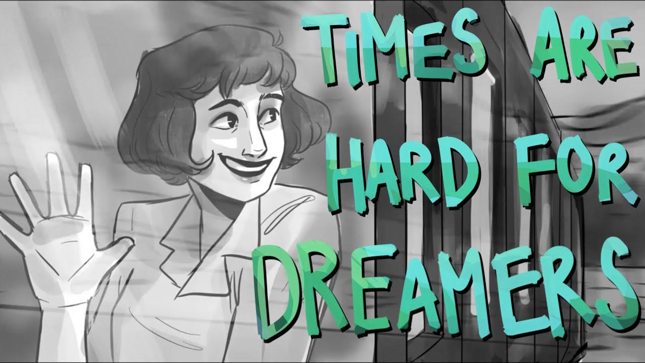 Original Cast Of Amelie Times Are Hard For Dreamers Lyrics