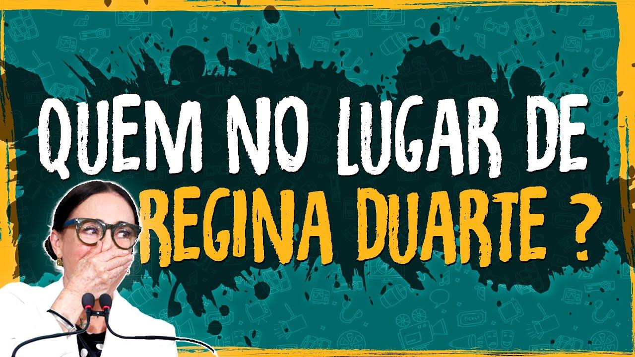 Quem no Lugar de Regina Duarte ?