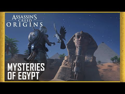 Yet another trailer for the upcoming Assassin's Creed game.