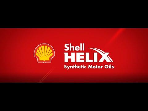 Shell Helix Ultra – Stress moteur