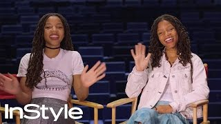 How Well Do Chloe x Halle Really Know Each Other?   InStyle