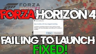 How To Fix Forza Horizon 3 Crash On Start & Multiplayer Fix