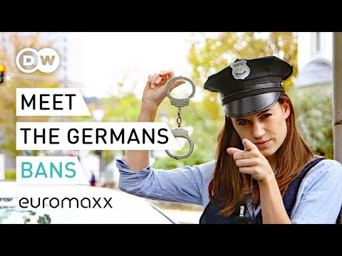 German laws: 6 surprising things that are forbidden in Germany | Meet the Germans
