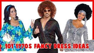 101 Disco Ready 1970s Fancy Dress Costume Ideas!