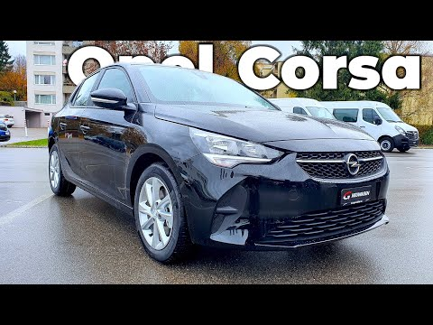 New Opel Corsa 2020