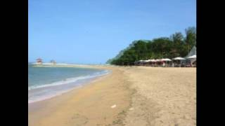 2014-06-04 A walk on the beach, Sanur, Bali