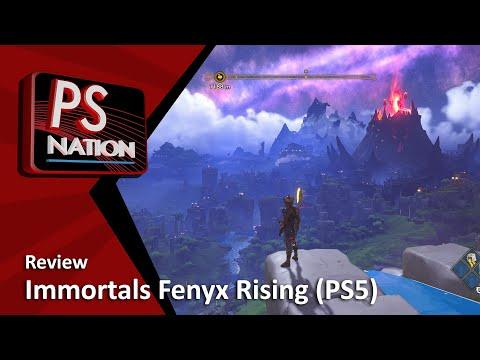 Review: Immortals Fenyx Rising (PS4/PS5)