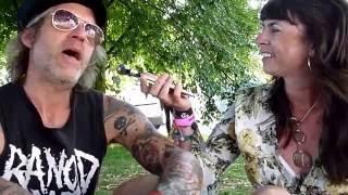 Rabbit Attack Interviews Mark Yates From Terrorvision