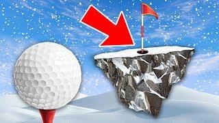 IMPOSSIBLE SHOT!! *BOYFRIEND vs GIRLFRIEND CHALLENGE* (Golf It)