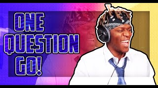 KSI: ONE QUESTION GO | FUNNIEST MOMENTS