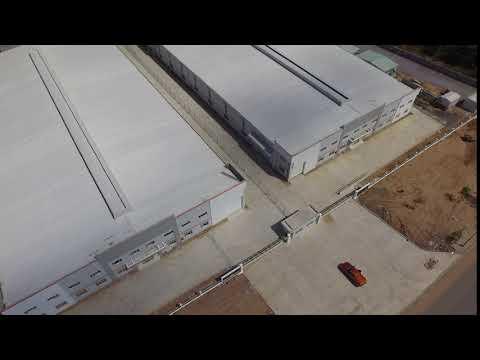 Nhà xưởng KTG Industrial Nhơn Trạch 3