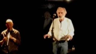 Javier Krahe en BarnaSants 06/02/2010. Fragmentos