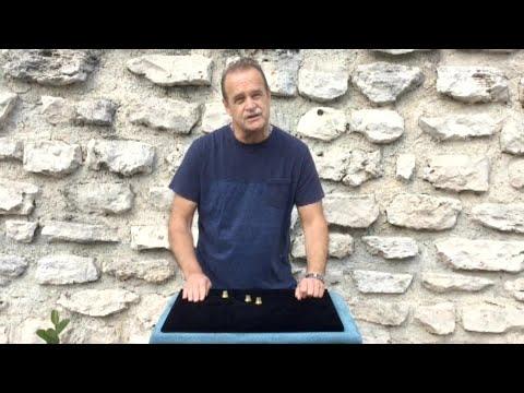 Solid Brass Weight-Trix 3-D Matrix (with DVD) by Bob Sheets, Glenn Morphew