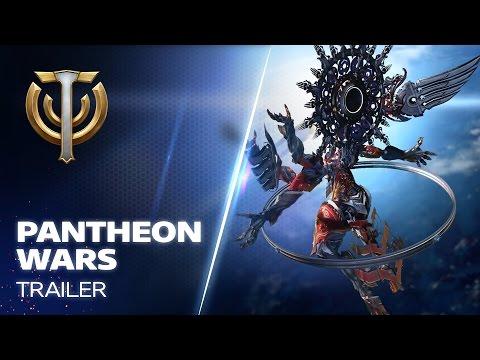 Pantheons Wars Trailer