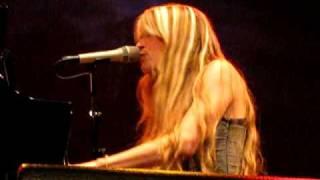 Charlotte Martin - 'A Little Respect' & 'On Your Shore' - World Cafe Live- Philadelphia - 9/30/09