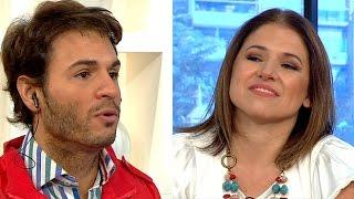 Tomás Dente recibió a Fernanda Iglesias de la peor manera