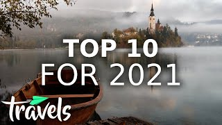 Top 10 Post-Pandemic Places to Travel in 2021 | MojoTravels