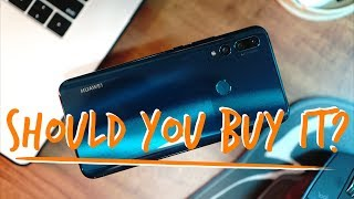 PROS AND CONS - Huawei Y9 Prime 2019