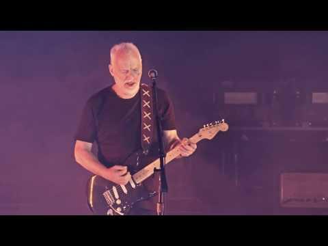 """David Gilmour - """"TIME""""  Live in Pompeii 2016"""