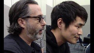 Jason Rothenberg & Christopher Larkin - 23/03/18 - Rama's Screen