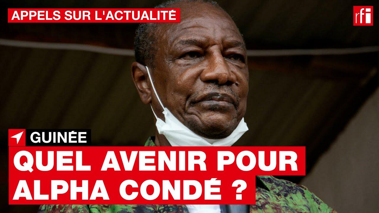 Guinée : quel avenir pour Alpha Condé ? • RFI