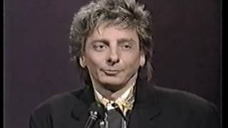 Barry Manilow on the Whoopi Goldberg Show (November 16, 1992)