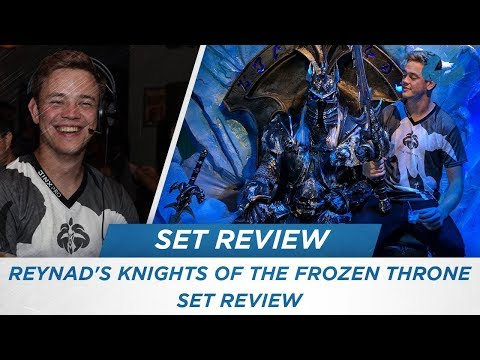 Reynad's Knights Of The Frozen Throne Set Review [Hearthstone: KotFT]