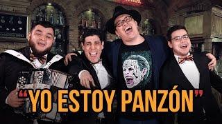 """""""Yo estoy panzón"""" ft. Franco Escamilla - Parodia de Christian Nodal """"Adiós Amor"""""""