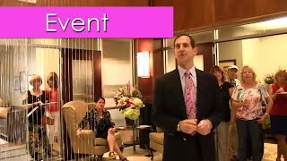 Open House at Clevens Center for Facial Cosmetic Surgery